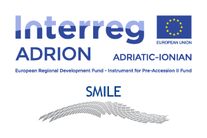 FirSt and last Mile Inter-modal mobiLity in congested urban arEas of Adrion Region Logo